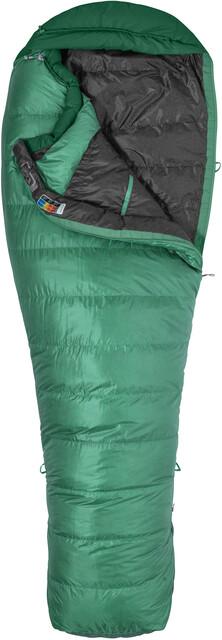 Marmot Palisade Sleeping Bag Regular Sage Grön/Deep Forest